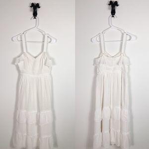 ModCloth White Dress Size Small